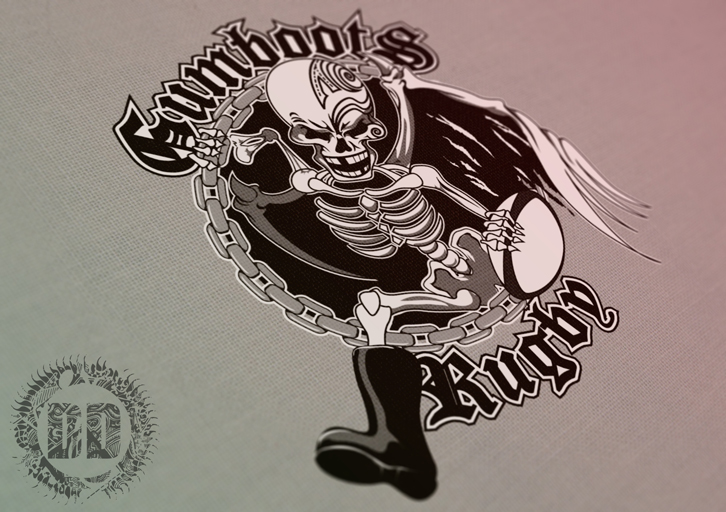 Skeleton Logo Design