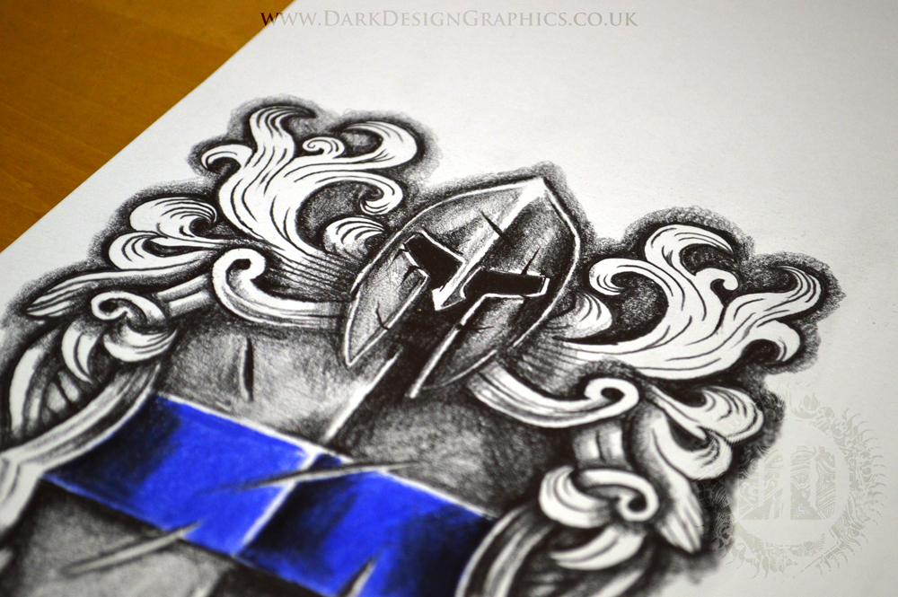 Police tattoo design download stencil reference for Law enforcement tattoos pictures