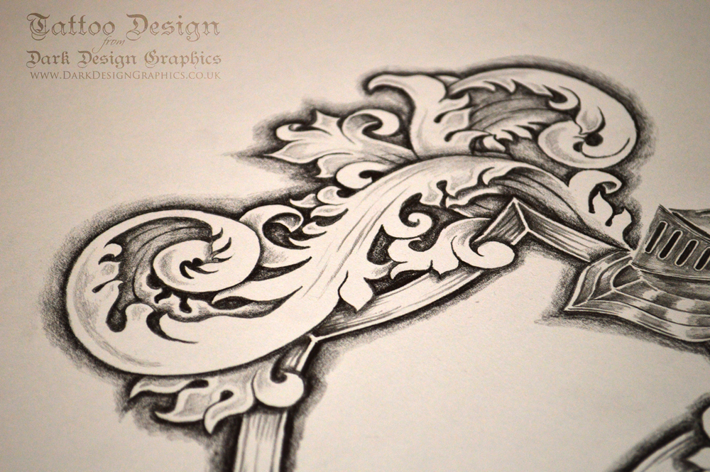 Coat Of Arms Template Tattoo Download