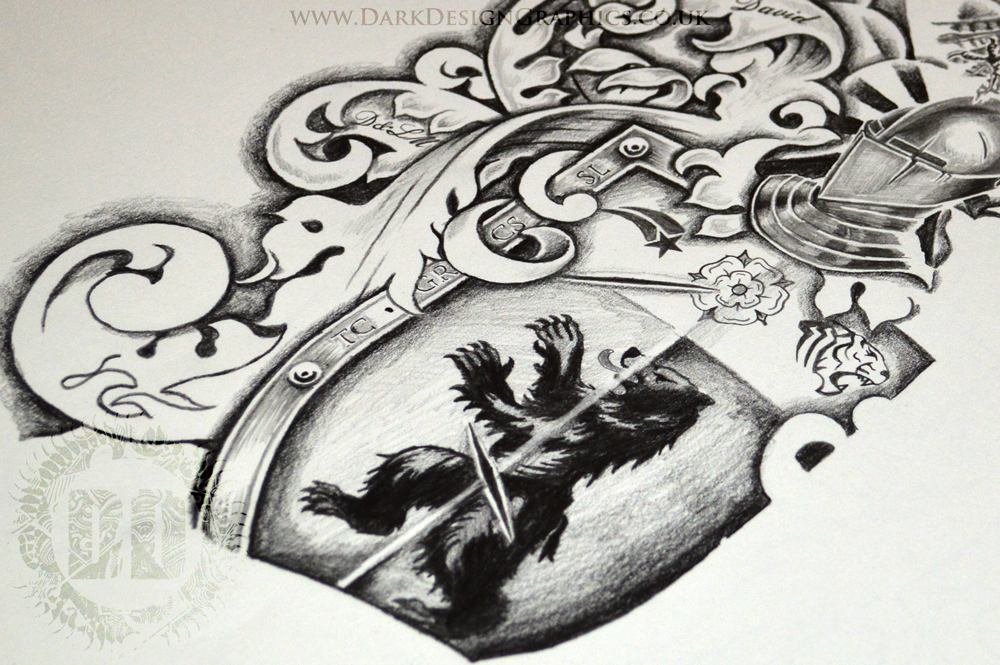 Bear Heraldry - Creating Your Own Coat of Arms