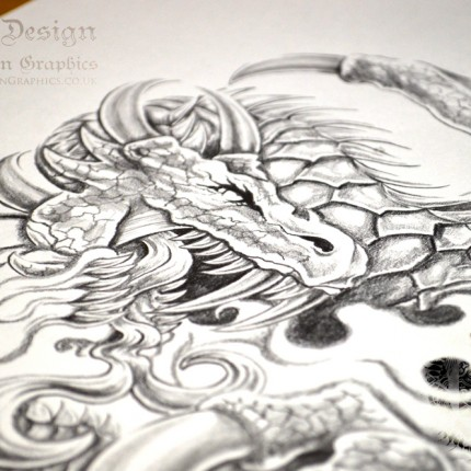 Custom Dragon Tattoo Download