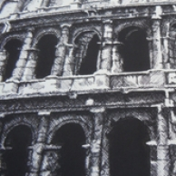 Drawing the Colosseum